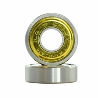 8mm | Crazy ILQ9 GOLD TwinCam Bearing(s) - each