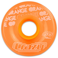 WHEEL CANDY 4/pack [ORANGE (Orange)]