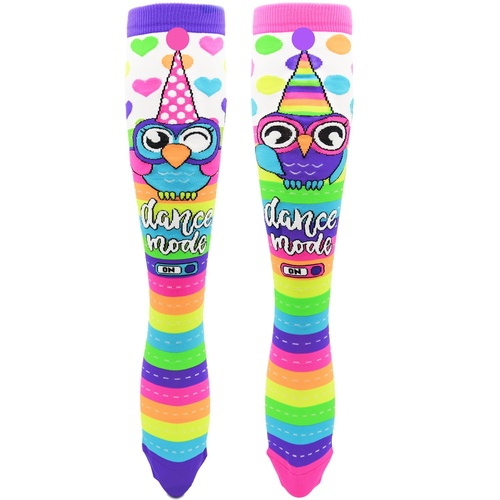 PARTY OWL MadMia Socks